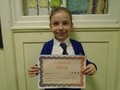 Year 5<p>Lilly - for her enthusiasm for everything in her learning journey</p>