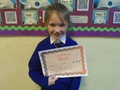 Year 3<p>Eva - for outstanding work ethic across all subjects</p>