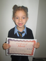 Year 1Ebonie - for making such fantastic progress in her rading
