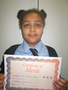 Year 4<p>Olivia - for excellent work</p>