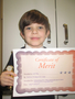 Year 2<p>Jacob - for superb history, researching facts about the Beatles.</p>