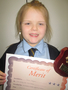 Year 3<p>Gracie - for excellent work and a consistent approach to school </p>