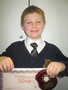 Year 4<p>Alfie - for excellent work in maths and a huge improvement in attitude</p>