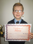 Year 5<p>Lewis - for a huge improvement in his attitude towards his work</p>