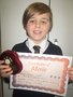 Year 6<p>Deacon - for a wonderful mature attitude to learning</p>