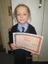 Year 1<p>Isla - for demonstrating her impressive knowledge of halving numbers</p>