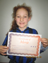 Year 5<p>Shannon - for her fantastic work ethic and presentation</p>