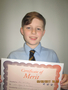 Year 6<p>Lee - for great progress and taking pride and enjoying work</p>