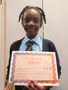 Year 5<p>Latoya - for a fantastic attitude towards lessons and speech choir</p>