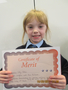 Year 1<p>Lilly - for demonstrating her growing confidence in reading during her lessons with Mrs Johnston</p>