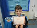 Year 3Joseph - for excellent work in history and science