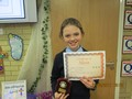 Year 6<p>Lily - for improvements in her reading</p>