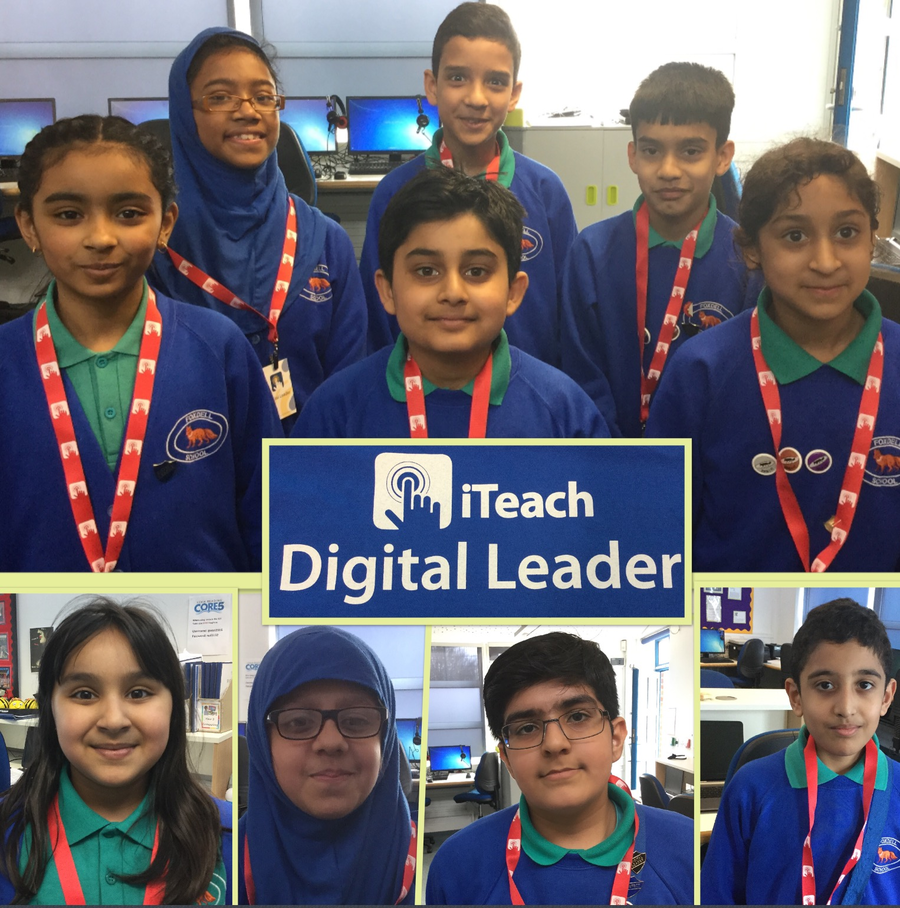 The 2016/17 Foxdell Digital Leaders