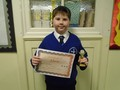 Year 5<p>Ryan - for his impressive maths work on conversions</p>