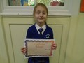 Year 2<p>Grace - for a great effort writing instructions about how to plant a sunflower seed</p>