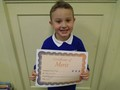 Foundation 2<p>Reuben - for making super improvements to his writing</p>