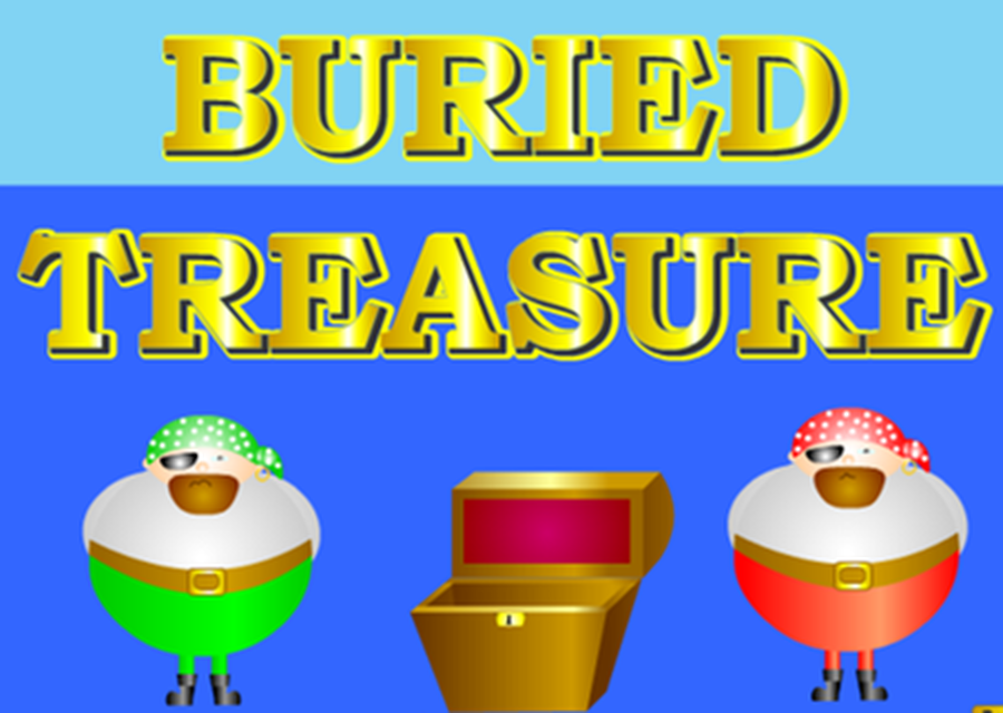 Buried Treasure Link