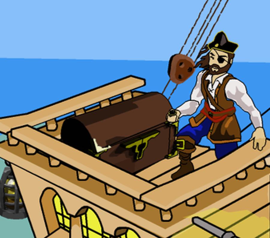 Poop Deck Pirate link