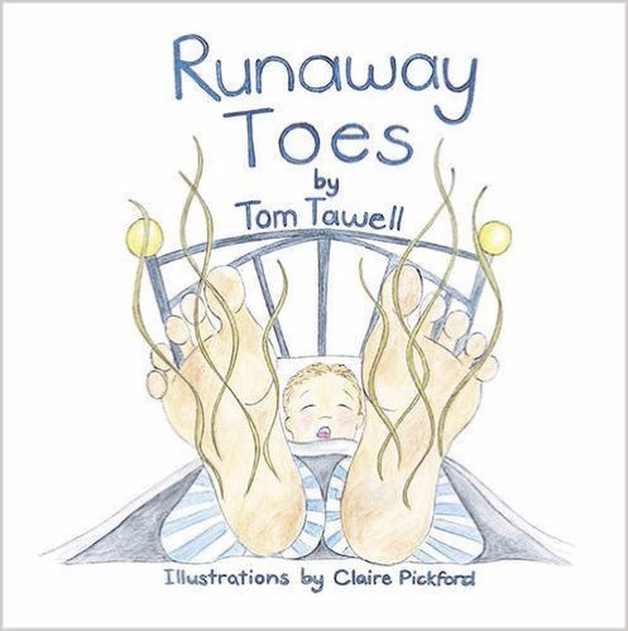 Tom Tawell - Author Visit