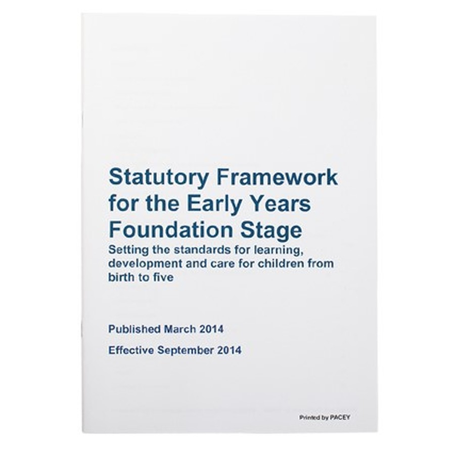 Click here for the EYFS Framework