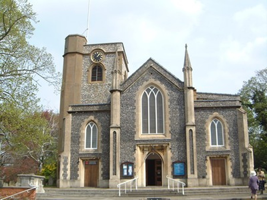 St Martin of Tours Church, Church Street, Epsom