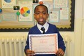 Year 6<p>Ethan - for an impressive level of focus, concentration and determination</p>