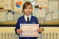 Year 6<p>Andra - for working with a growing level of confidence and making impressive progress</p>