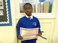 Year 4<p>Jedidiah - for focusing in the classroom to do his best</p>
