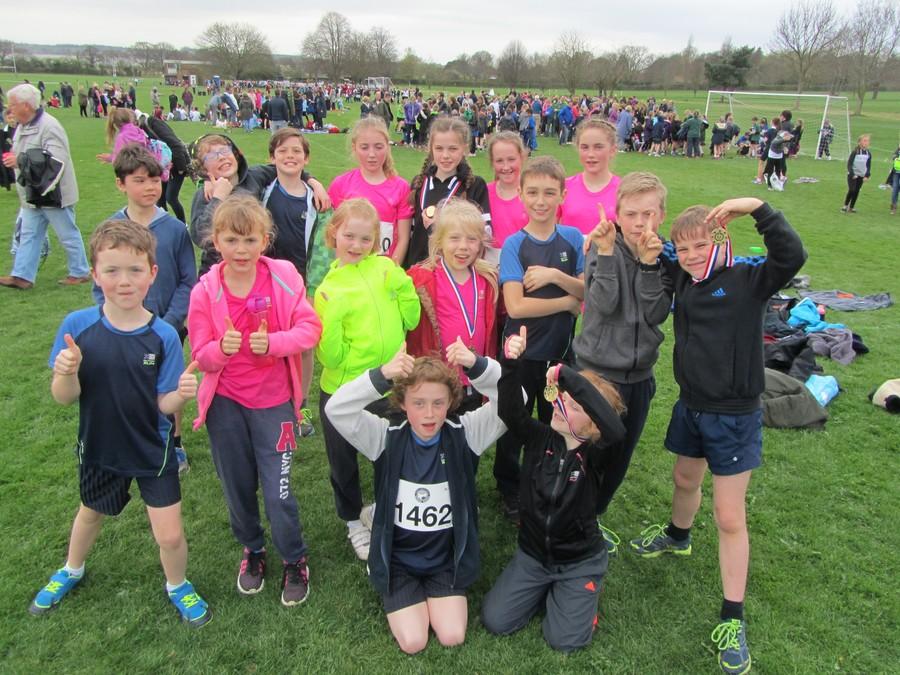 RHS Run - March 2017