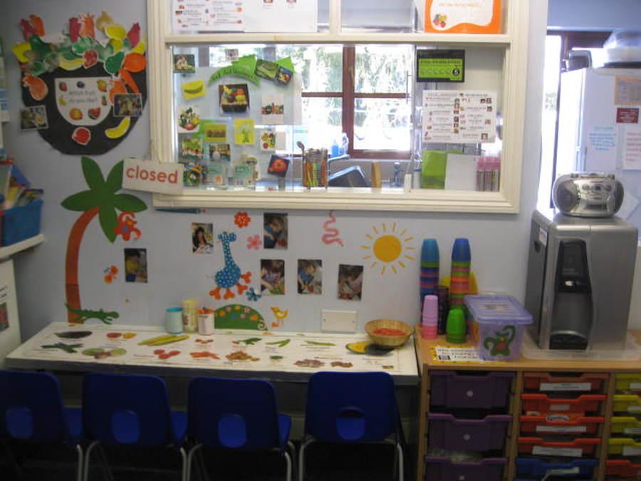 Willowdene Nursery School - Creative Area + Snack