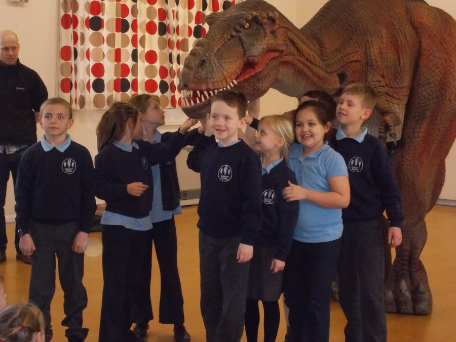 Dinosaur Experience!