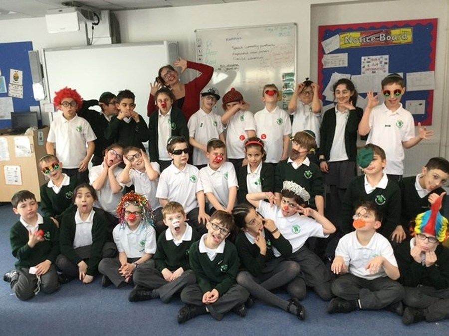 Red Nose Day March 2017