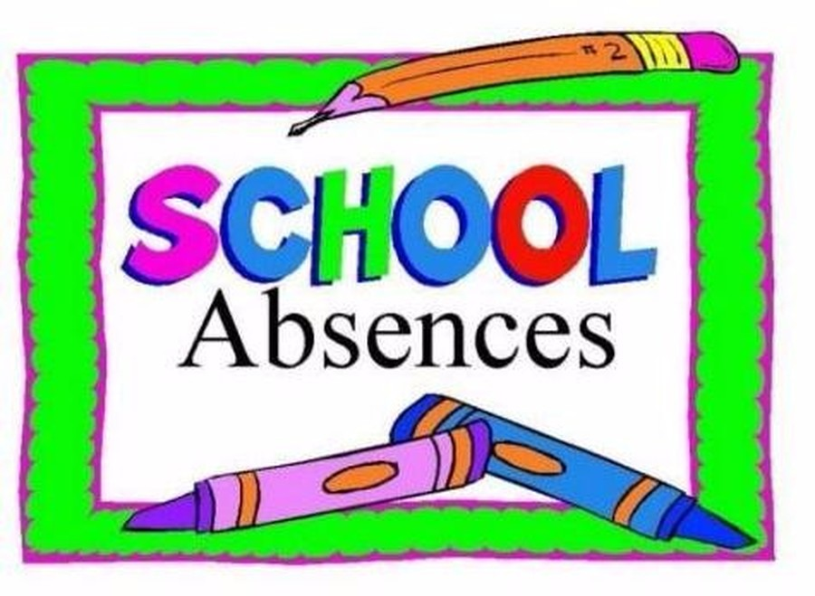 Click to Complete a School Absence Form