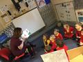 Mrs Garlick our Deputy Head Teacher