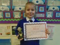Year 3<p>Oliwia - for making us all proud of her for being in school on time all week</p>