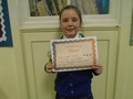 Year 4<p>Emmeline - for always being a polite and helpful member of class</p>