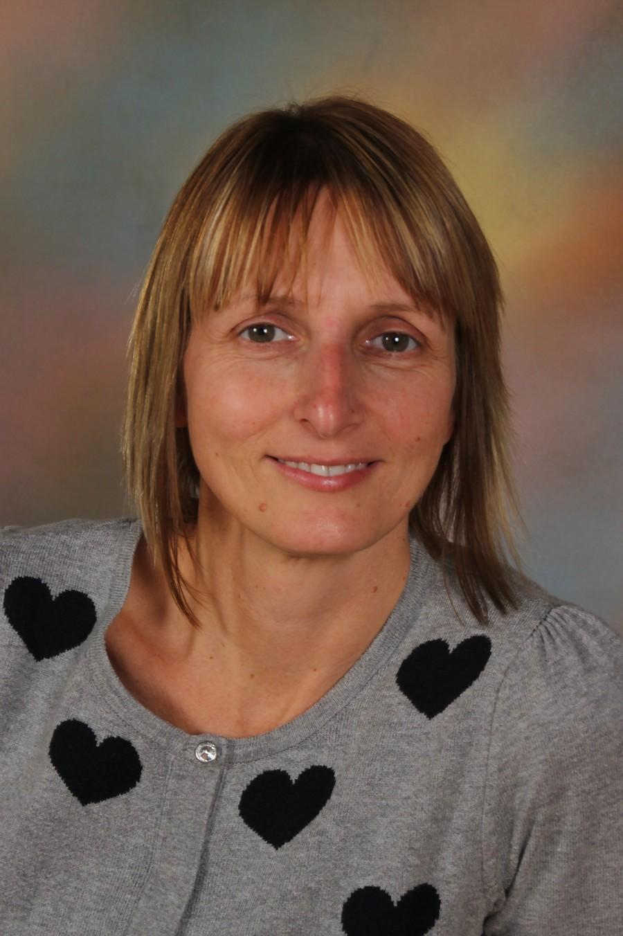 Mrs J Nicholson - Asst Head