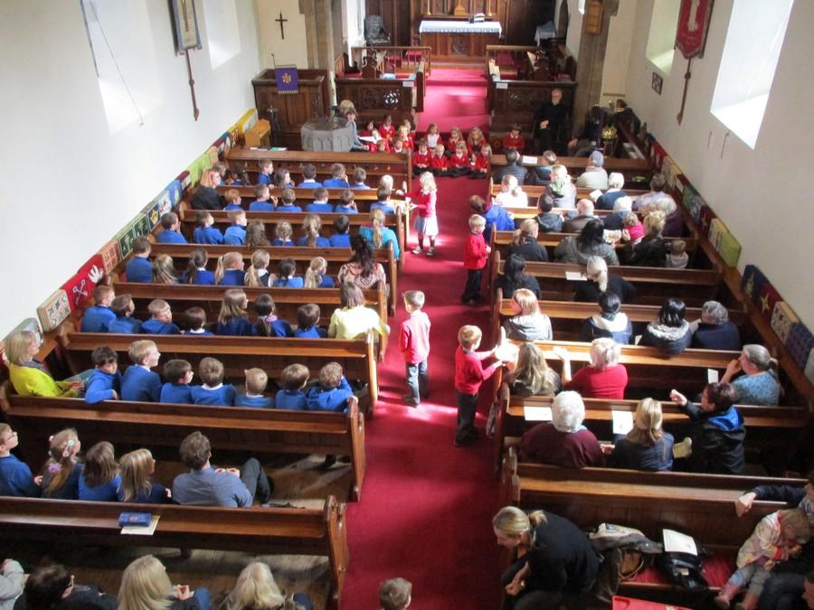 Easter Service 2017 - Hot Cross Buns