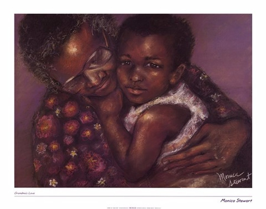 Reception - Grandmas Love by Monica Stewart