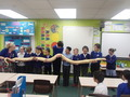 Ian the very, very long snake!<br>