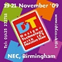 Four Oaks have been chosen as the only primary school in the whole of England to be invited to give a presentation of their design technology work at the Design & Technology in ICT Show from 19th - 21st Nov '09 at the NEC Birmingham