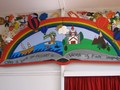 Primart worked with all children from Nursery to Year 5 to create this wonderful display for our school hall.