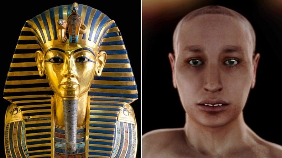 This Pharoah was unearthed by Howard Carter in 1922 - who is he?