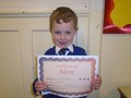 Year 1<p>Lee - for coming into school with a huge smile and sensible attitude</p>