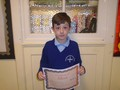 Year 5<p>Christopher - for showing maturity and performing in speech choir</p>