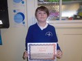 Year 6<p>Sean - for being so creative in organising fundraising for the benefit of others</p>