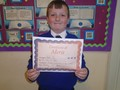 Year 3<p>Kieran - for always giving 100% to keep improving and being the best he can be</p>