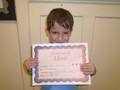 Year 1<p>Nathan - for super work recognising coins in maths</p>
