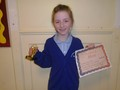 Year 4<p>Lexie - for showing what hard work and dedication can truly achieve</p>
