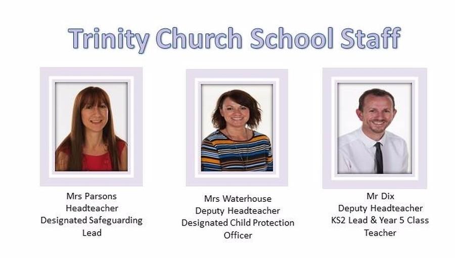 Trinity Church School - Staff